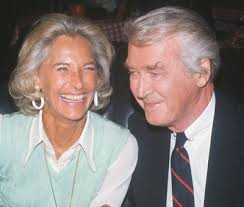 Gloria and James Stewart