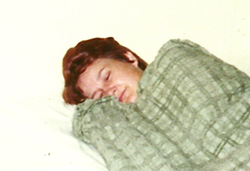June Sleeping 1973