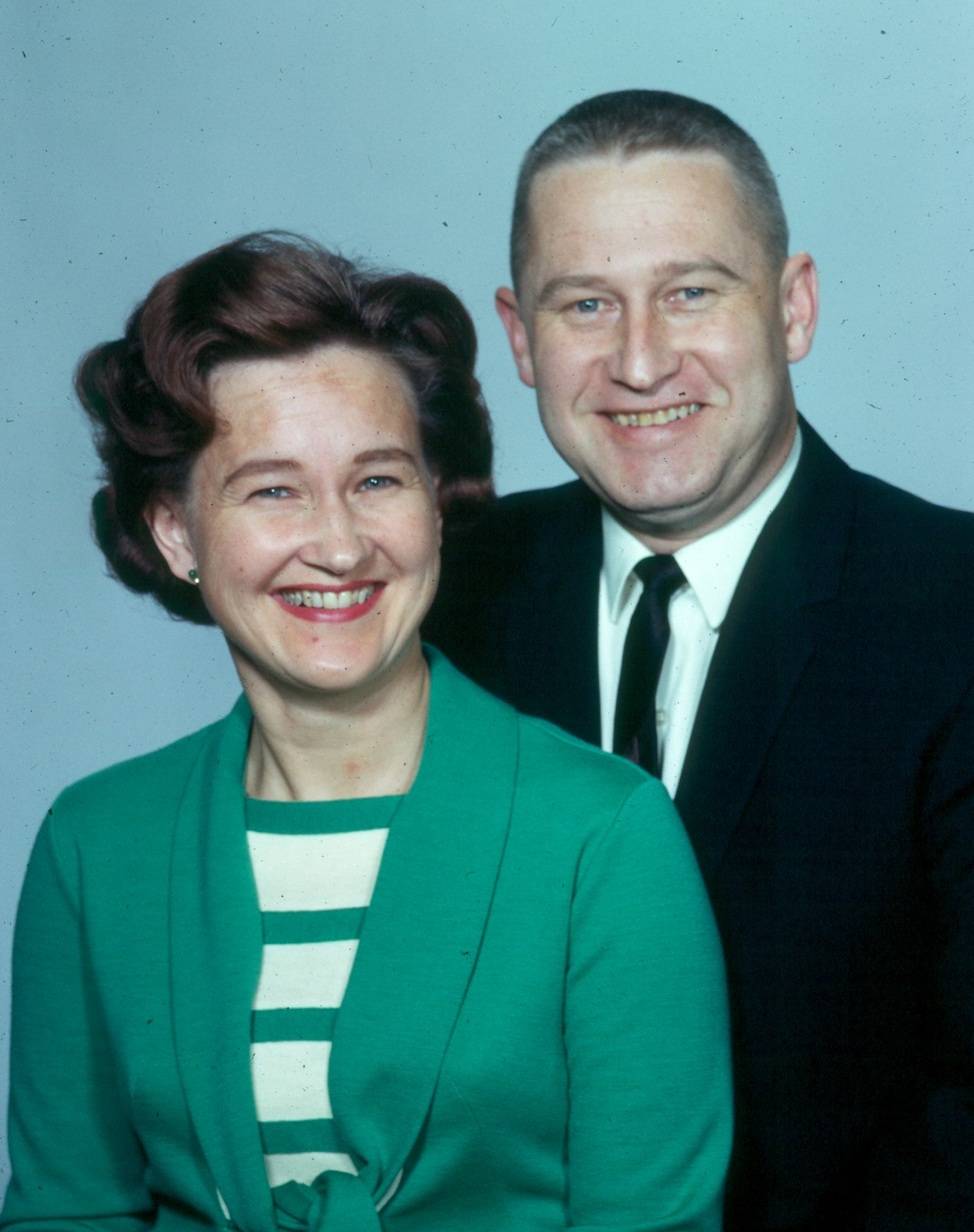 June and Stan 1966