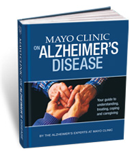 Mayo Clinic new book on Alzheimer's