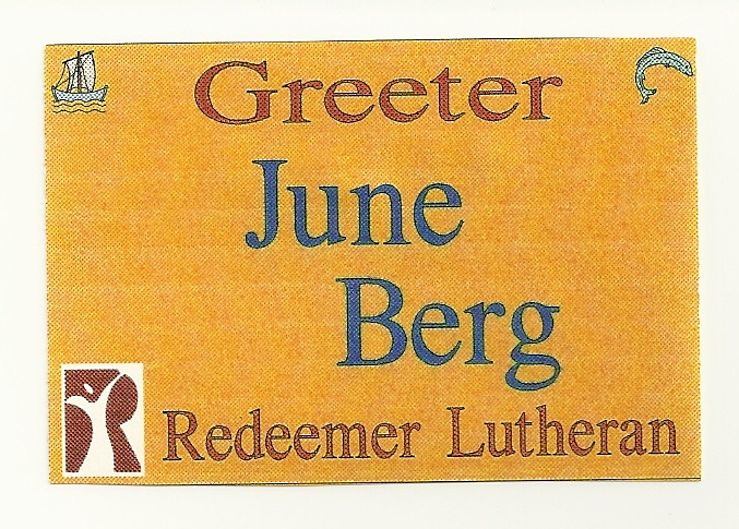 June Greeter