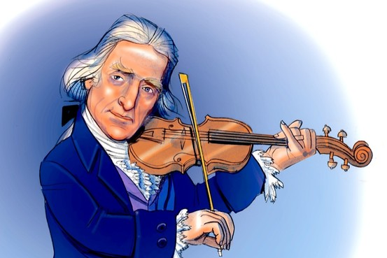 Thomas Jefferson and his Violin