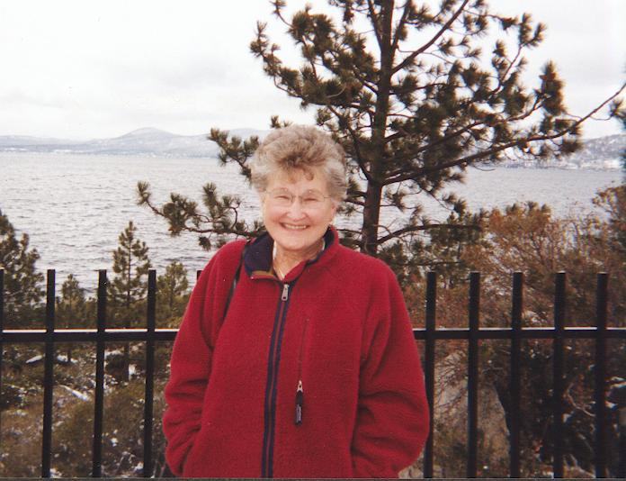 June at lake Tahoe, Reno, Nevada 2000