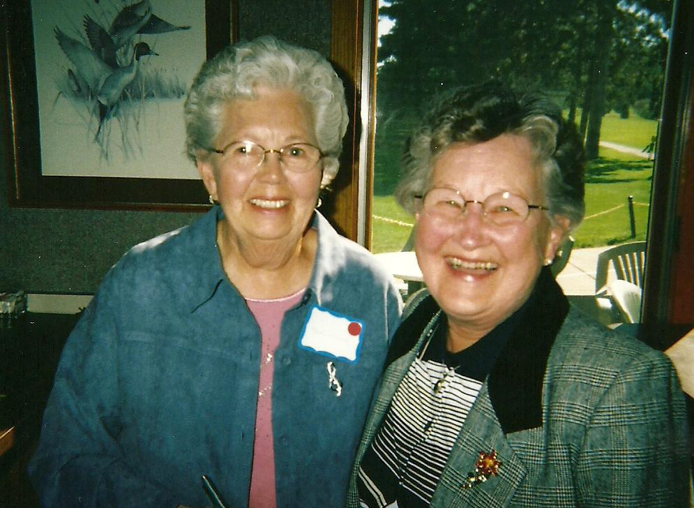 June at Colfax Class Reunion 2004