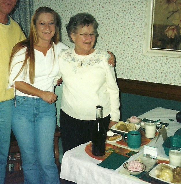Julie and June November 2004