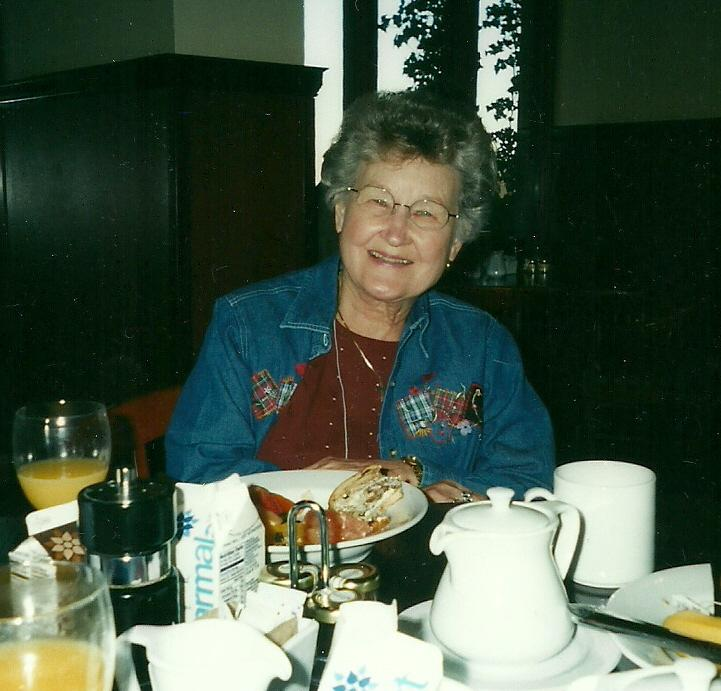 June Berg in Atlanta Feb 2002