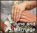 June and Marriage